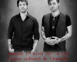 affiche Chantilly2